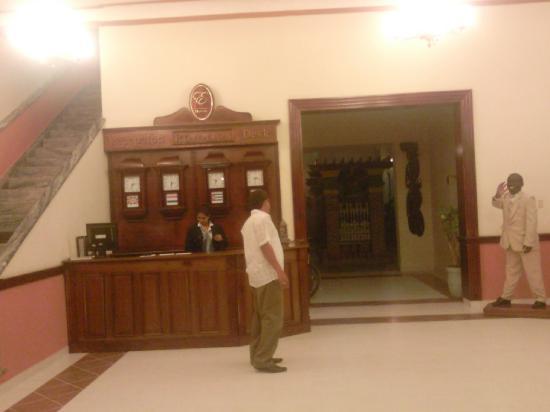 Hotel E Royalton: hotel para relajarse