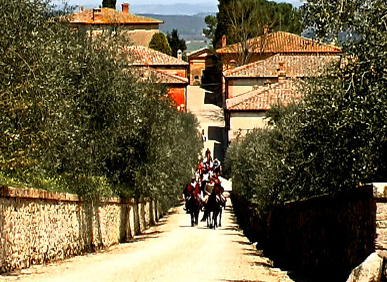 Siena Horse Riding