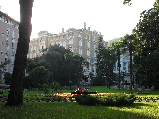 Opatija - park