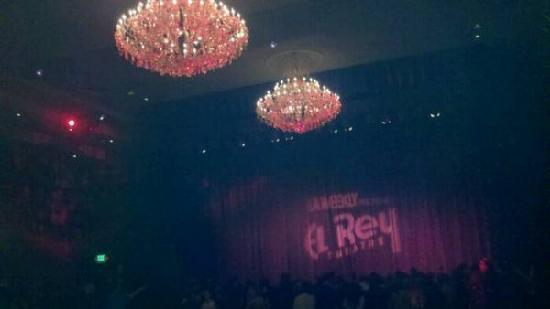 El Rey Theater : The El Rey