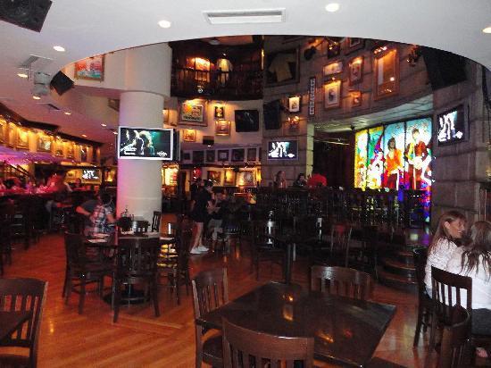 Hard Rock Cafe Usa Alcohol