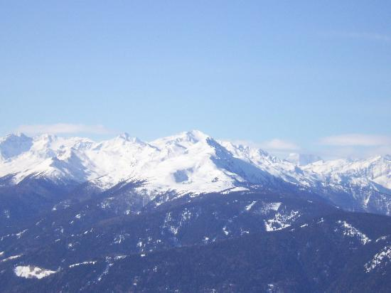Merano, Italie : Montagne