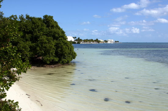 Key West, Floride : Anne's Beach