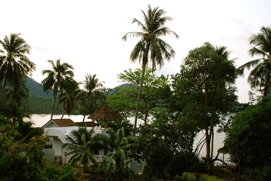 Warapura Resort: View from our room