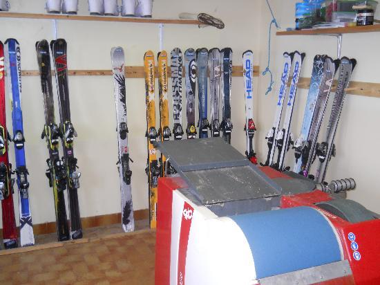 Chalet Le Montana: Great equipment