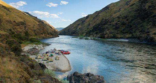 ROW Adventures - Salmon River Canyons