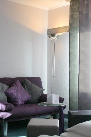 """Hotel Hannover West: My """"Winter Room"""""""