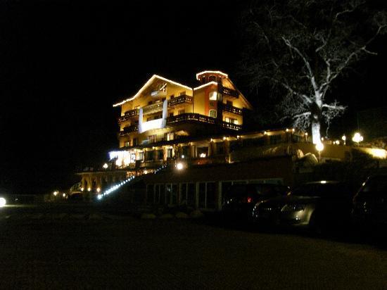 Alp & Wellness Sport Hotel Panorama: foto esterno