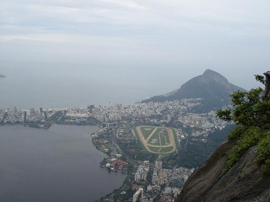 Rio de Janeiro, RJ: vista dal corcovado