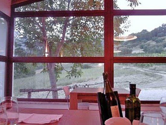 Cingoli, Italia: tanta luce