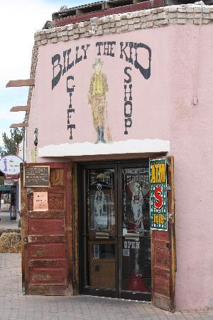 Las Cruces, Nuevo Mexico: Billy the Kid Gift Store
