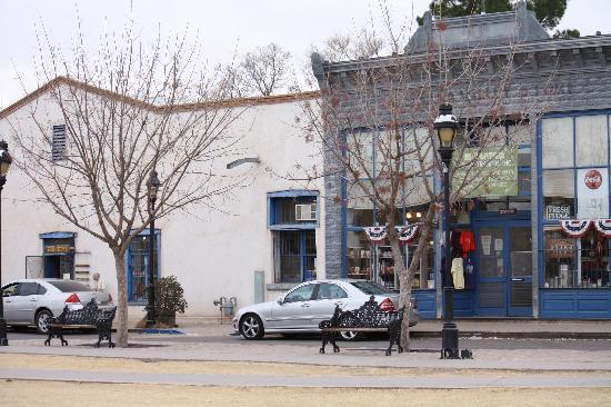 Las Cruces, Nuevo México: On the Mesilla Village Square