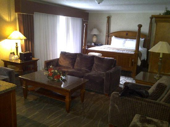 Best Western Plus Siding 29 Lodge: Very Spacious Suite