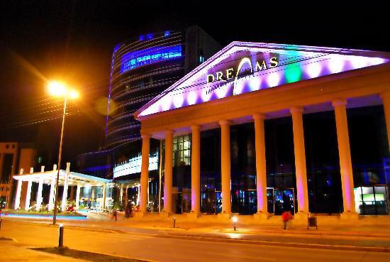Hotel Dreams del Estrecho: casino