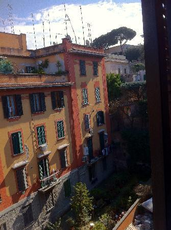 Residence Candia: view from the window