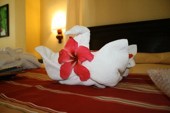 Grand Palladium Lady Hamilton Resort & Spa: Cute!