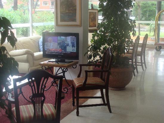Salto Grande Hotel: Lobby