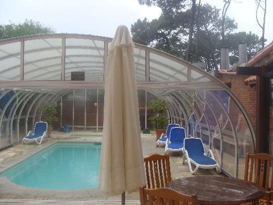 Salto Grande Hotel: Piscina climatizada