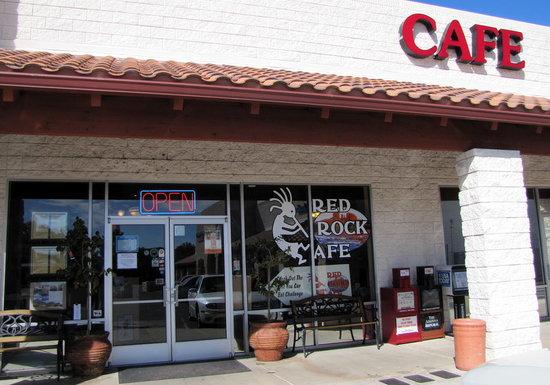 Red Rock Cafe Sedona Menu