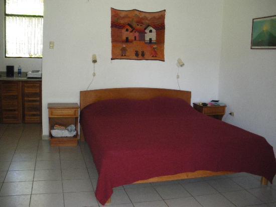 هوتل كوليناس ديل سول: bedroom