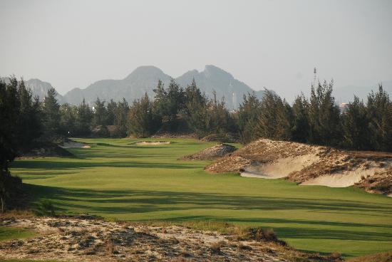 Danang Golf Club: In my sole opinion, this is the best par-5 in Vietnam (#10)