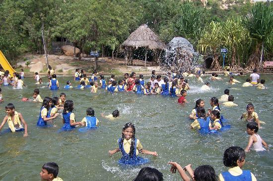 Kishkinda Heritage Resort: Kishkinda Water Park