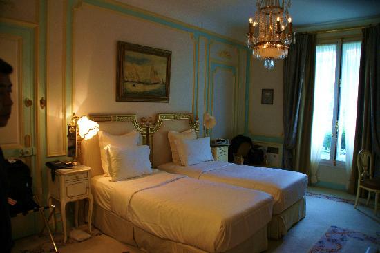Ritz Paris: Номер