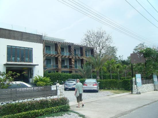 The Bihai Hua Hin: Hotel