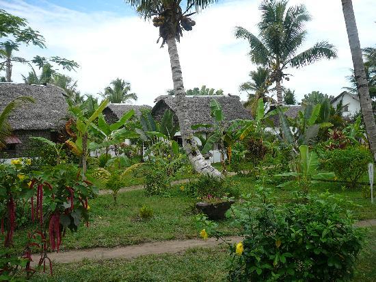 Mahambo, Madagaskar: Les bungalows