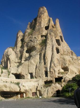 Cappadocia, Turkiet: capadoccia