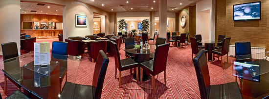 Monterey Hotel : Newly refurbised bar area