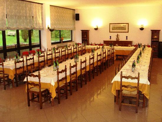 Hotel Milano : Sala ristorante privata