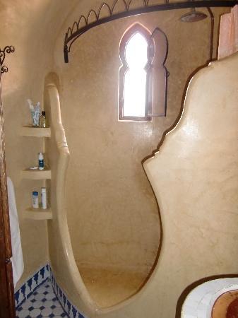Hotel Dar Mounir: ducha