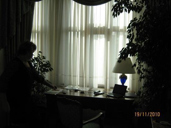 Grand Hotel London : это в номере