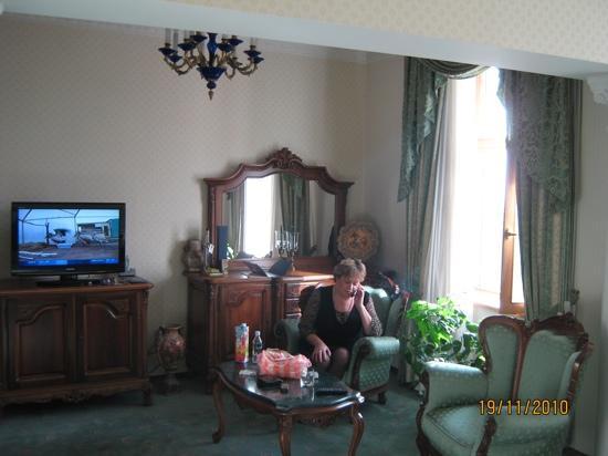 Grand Hotel London : в номере