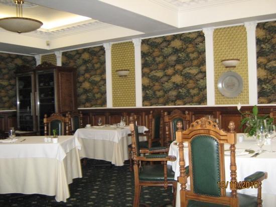 Grand Hotel London : в ресторане