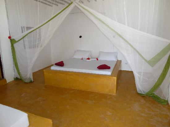 Red Monkey Beach Lodge : Doupleroom