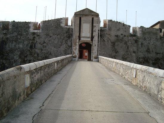 Les Musees de La Citadelle: La citadelle de Villefranche sur mer