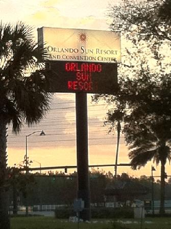 "Ramada Orlando Celebration Resort & Convention Center: now called ""Orlando Sun Resort"" Ramada affiliation gone."