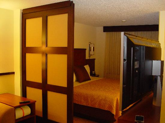 Hyatt Place Lake Mary/Orlando-North: King size bed