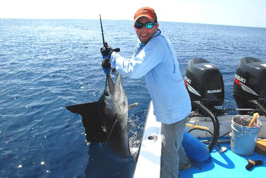 The Zancudo Lodge: Sailfish