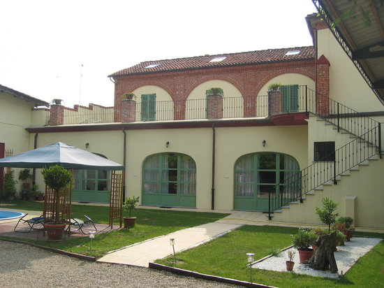 PinBologna Residence: Appartementanlage