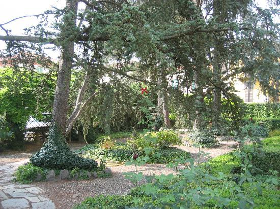 PinBologna Residence: Gartenanlage