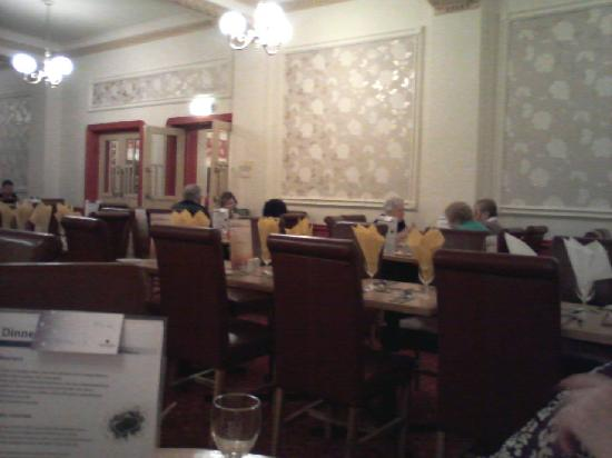 The Cliffs Hotel: Dining Room at the Cliffs