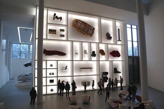 Pinakothek der Moderne艺术博物馆