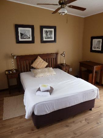Avenues Guesthouse: Single room