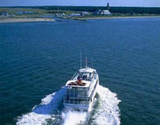 ‪‪Bald Head Island Limited‬: Ferry‬