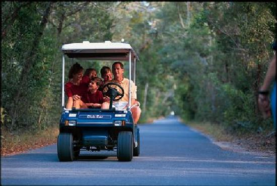 Bald Head Island Limited: Golf Cart
