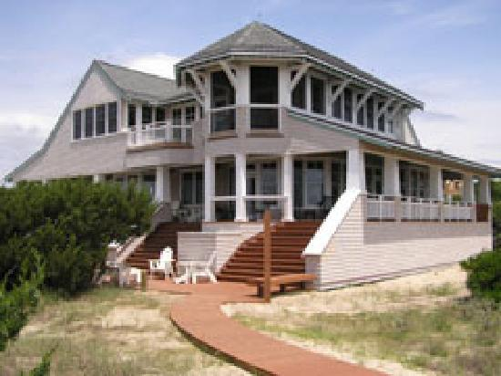 Bald Head Island Limited: Oceanfront Home on Bald Head Island