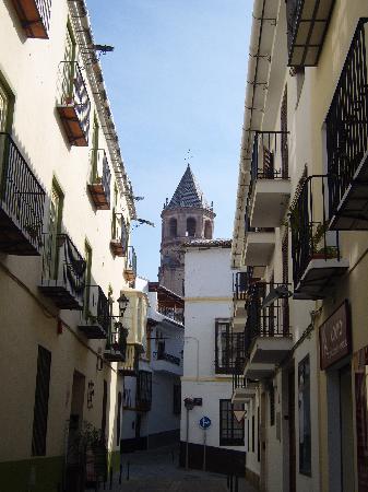 Velez-Malaga, Spain: backstreets